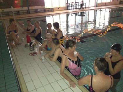 Zwembad de hout groepen en arrangementen - Zwembad arrangement ...